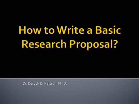 How to write thesis for research paper
